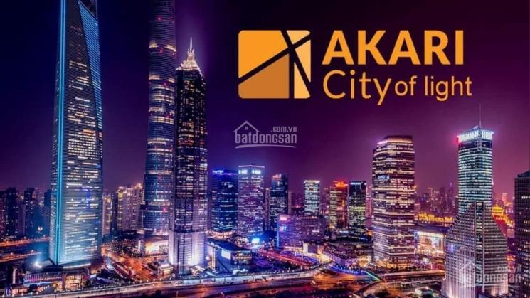 Không đăng giá ảo bán gấp căn 2PN - 56m2 - giá bán rẻ nhất Akari City chỉ 2 tỷ 150 - LH: 0906836684 ảnh 0