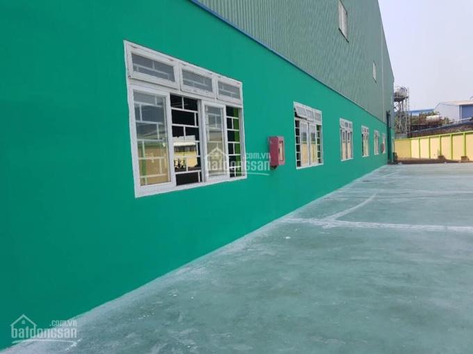 Cho thuê kho xưởng tại Hóc Môn, DT: 5.500m2, giá 230tr/th, LH: 0974 26 99 32 ảnh 0