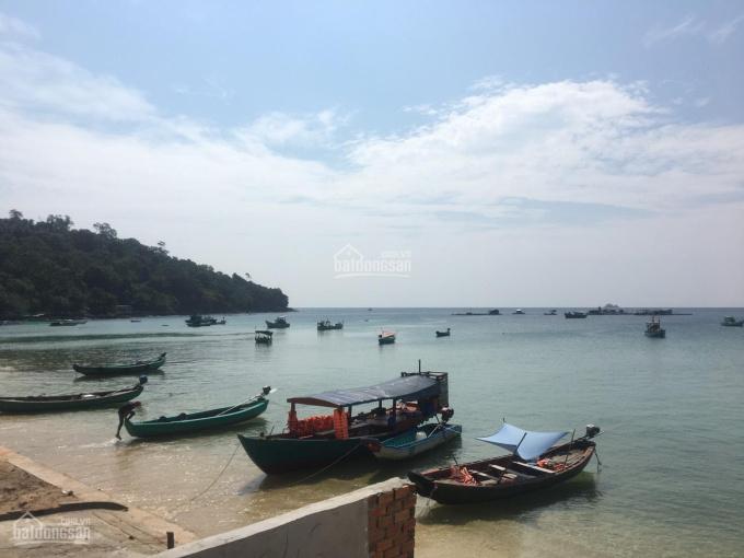 Bán nền 105m2 thổ cư, ngay làng chài Phú Quốc, cách Vinpearl 2km, ngay biển, 1,8tỷ, view Campuchia ảnh 0