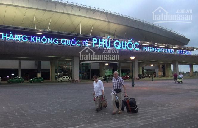 Bán nền biệt thự Phú Quốc gần sân bay, DT 638m2 có thổ cư, góc 2 mặt tiền Suối Mây 10m2 giá 11 tỷ ảnh 0