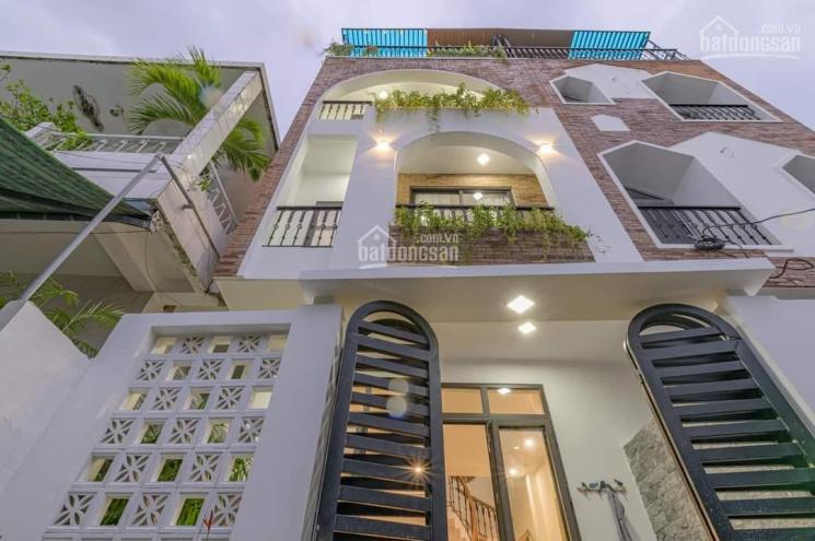 Xuống giá để bán gấp - Nhà đẹp ở ngay - đường Trần Văn Hoàng - 4 tầng - DT: 4.5 x 20m, giá: 13.7 tỷ ảnh 0