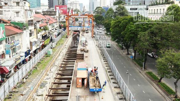 Chính chủ bán gấp mặt tiền đường Lê Lợi, Quận 1, DT: 8x18m trệt 5 lầu giá 270 tỷ TL ảnh 0