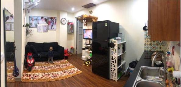 Cần bán chung cư mini Q Ba Đình 48m2 2 ngủ 1 khách, khu vực trung tâm ảnh 0