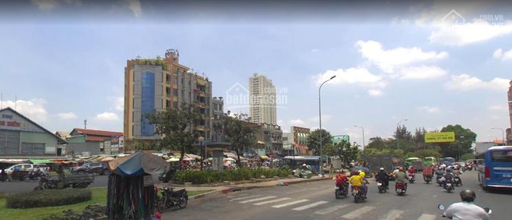 Q5 Đỗ Ngọc Thạch - Tower mini góc 2 MT ngang 13m 4 lầu ngay Kim Biên Market ảnh 0