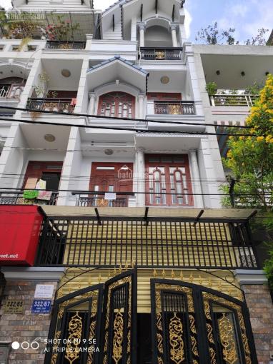 Cho thuê nhà nguyên căn Quận Tân Phú - nhà mới, khu vực sầm uất ảnh 0