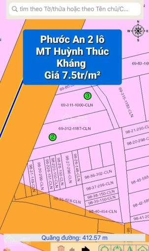 Bán đất mặt tiền đường D9 Phước An, Nhơn Trạch, Đồng Nai. Thích hợp làm kho bãi, nhà xưởng. ảnh 0