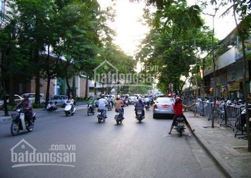 Siêu vip - nhà mặt phố Ngọc Khánh - Ba Đình - 60m2, 5 tầng, mặt tiền 6m - 22 tỷ ảnh 0