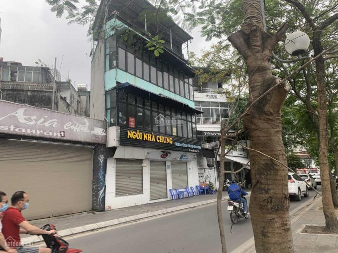 Chính chủ cho thuê nhà tại đường Yên Phụ; diện tích: 50m2x3T; MT 4m; giá: 35tr/m2; LH 0357871324 ảnh 0
