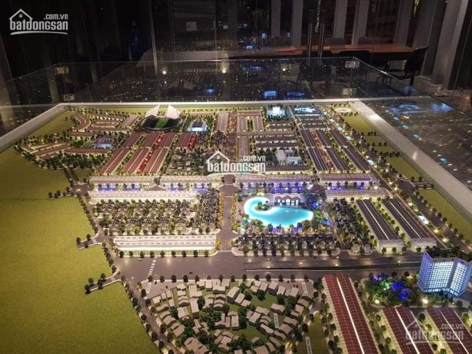 Chỉ với 1 tỷ cho liền kề và 1,2 tỷ sở hữu lô góc dự án Rùa Vàng City GĐ2 TT Vôi Lạng Giang ảnh 0