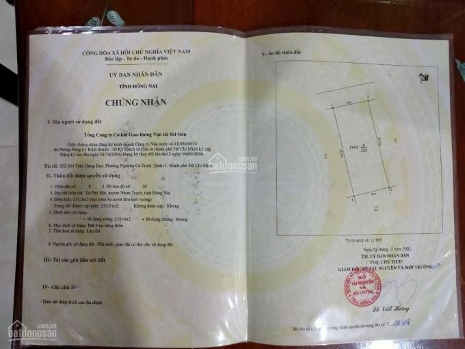 Chính chủ cần bán đất dự án Sweet Home Nhơn Trạch, cam kết giá rẻ nhất thị trường ảnh 0