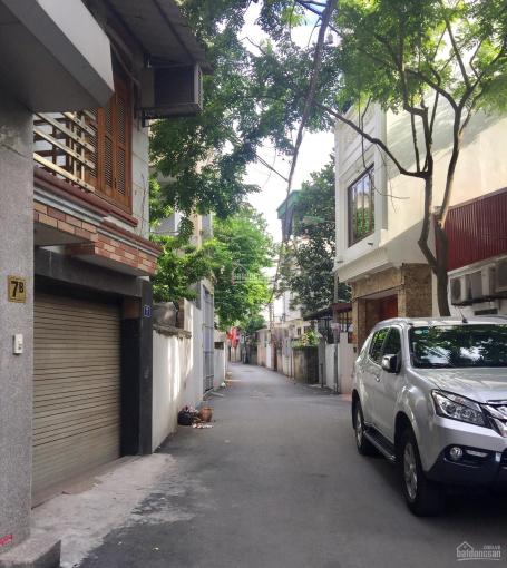 Bán nhà Q. Thanh Xuân, 5 tầng 60m2, phân lô đẹp, ô tô đỗ cửa, chỉ 108tr/m2 ảnh 0