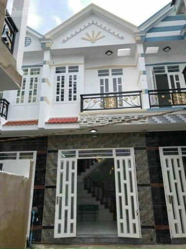 Bán nhà 1T 1L đường Tân Xuân 6 - Hóc Môn, DT 60m2, giá 1.5 tỷ, sổ hồng riêng, hẻm nhựa 6m ảnh 0