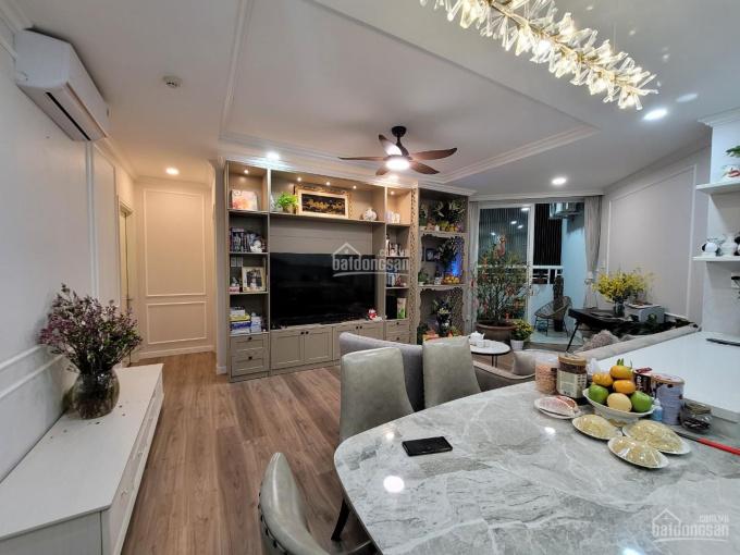 Bán căn hộ Him Lam Chợ Lớn Q. 6, 108m2, 2PN, view Nam có sổ hồng, giá thật 3.6 tỷ, LH: 0903833234 ảnh 0