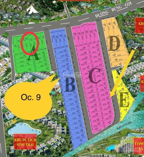 Bán lô mặt tiền đường Búng Gội, DT 117 m2 sổ hồng riêng. giá đầu tư, LH 0909.074.779 ảnh 0