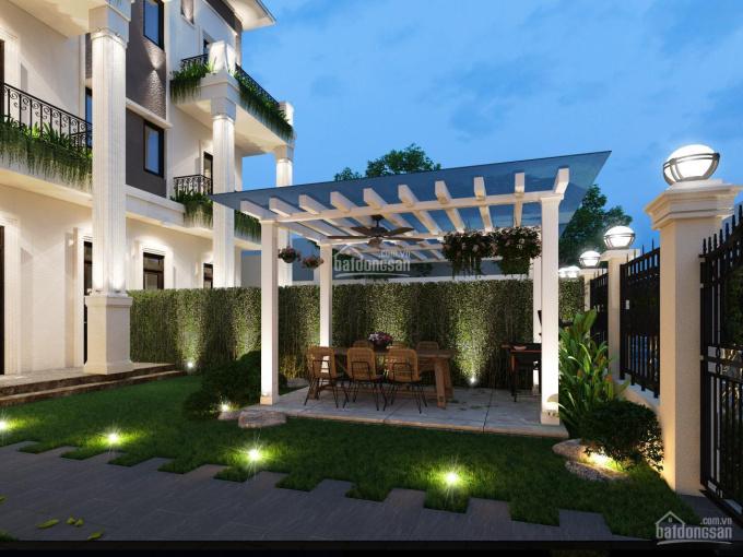 Bán biệt thự đường Nguyễn Thị Thập, Quận 7, DT đất 494m2, trệt 3 lầu - giá 43 tỷ ảnh 0