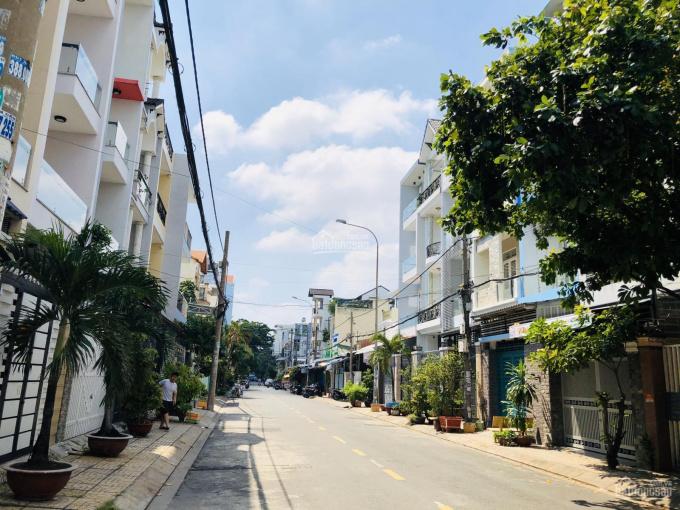 Bán nhà mặt tiền đường Lê Lâm, phường Phú Thạnh: 4.1x20m vuông vức, đúc 3.5 tấm, giá 9.3 tỷ ảnh 0