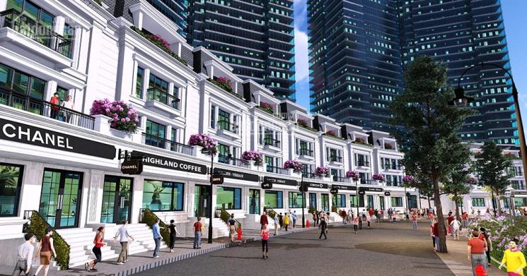 Chính chủ cần bán căn shophouse Sunshine City khu đô thị Ciputra giá hợp lý ảnh 0