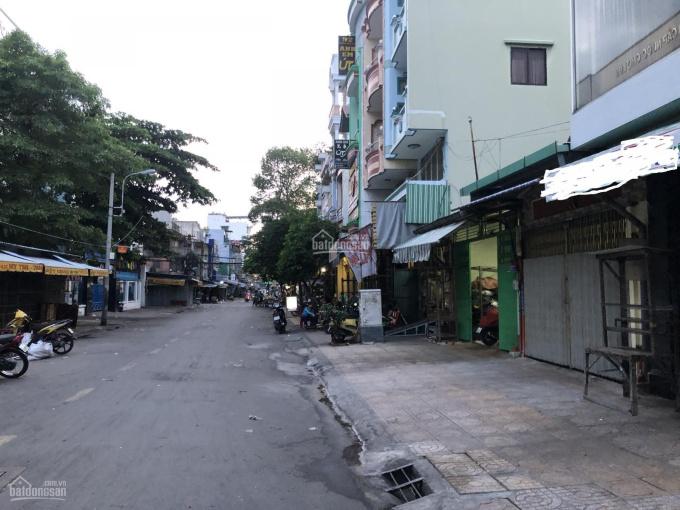 Bán nhà mặt tiền đường Phạm Hữu Chí ngay BV Chợ Rẫy, P12, Q5 (4m x 19m) trệt 3 lầu + ST, giá 27 tỷ ảnh 0