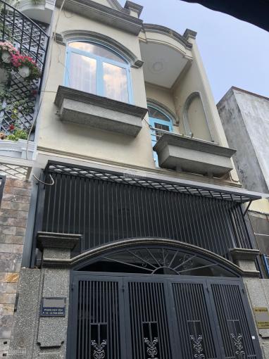 Bán rẻ nhà đẹp ô tô tải Phan Huy Ích, P. 15, Tân Bình 3,5x13m (45,7m2), vuông vức 4.1 tỷ ảnh 0