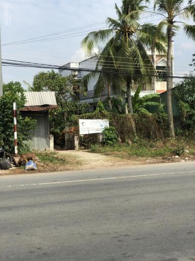 Bán nhà đất mặt tiền Quốc Lộ 1A, TP. Sóc Trăng ảnh 0