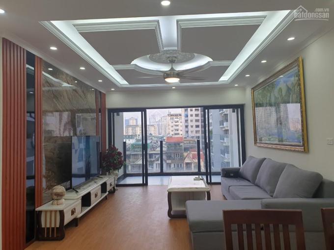 Chính chủ, bán căn hộ 808 tòa nhà Chelsea Park, 128m2, 3PN, căn góc, nội thất mới ảnh 0