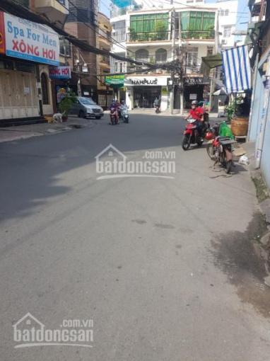 Cho thuê nhà nguyên căn 214/7B Nguyễn Trãi, P. Nguyễn Cư Trinh Q1 ảnh 0