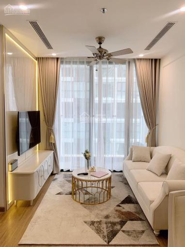 Bán căn hộ Vinhomes Skylake, ban công Đông Nam, 2 PN nội thất tone trắng hiện đại, chỉ việc về ở ảnh 0
