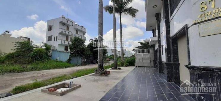 Residential Area Bến Lức, giáp phường 7, quận 8 - ngay chung cư HQC Plaza - giá chỉ từ 3.4tỷ/ nền ảnh 0