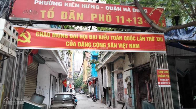 Bán nhà Tổ 11 Mậu Lương - Kiến Hưng, ngõ ô tô, diện tích 55m2, mặt tiền 4m, giá 3.25 tỷ ảnh 0