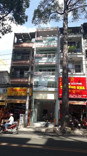 Bán gấp nhà mặt tiền đường Nguyễn Chí Thanh, P. 9, Quận 5. DT: 4.5x25m nở hậu 4.6m, gía 29.5 tỷ ảnh 0