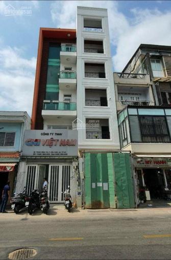 Chính chủ cho thuê nhà MT quận 1 làm công ty (4,2*17m) 1 trệt 4 lầu có thang máy 0879.182797 ảnh 0