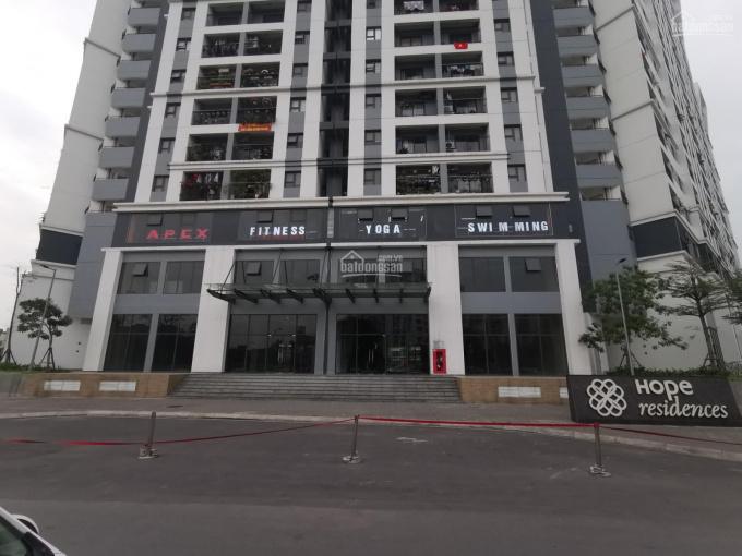 Bán mặt bằng thương mại tầng 3 chung cư Hope Residences Long Biên, đang cho thuê 100t/1 tháng ảnh 0