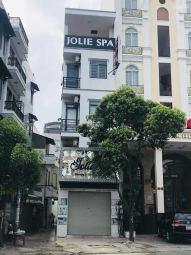 Cho thuê nhà 2 mặt tiền, vị trí, kết cấu đẹp nhất đường Nguyễn Thái Sơn. Trệt 4 lầu giá chỉ 55tr TL ảnh 0