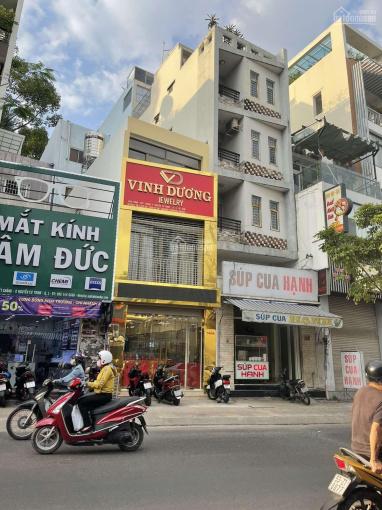 Bán nhà mặt tiền đường Hoàng Hoa Thám quận Tân Bình, diện tích 3.8x30m, giá bán chỉ 17.3 tỷ ảnh 0