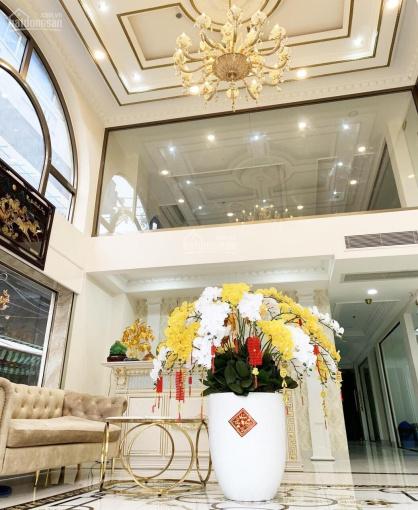Bán nhà mặt tiền Đô Đốc Lộc, Q. Tân Phú gần Aeon Tân Phú, DT: Ngang 11x28m, nhà 5 tầng giá: 24.5 tỷ ảnh 0