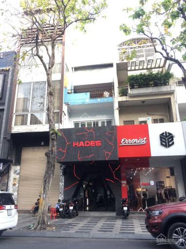Chính chủ bán nhà mặt tiền Nguyễn Trãi, P. Bến Thành Q.1 4x17m 3 tầng giá chỉ 59 tỷ ảnh 0