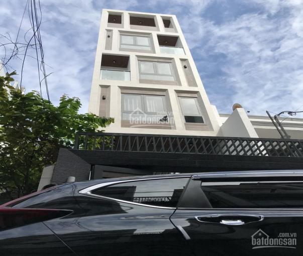 Bán nhà hẻm xe hơi đường Đặng Văn Ngữ quận Phú Nhuận: Siêu phẩm nhà phố 5 lầu (4x19m) TK Singapore ảnh 0