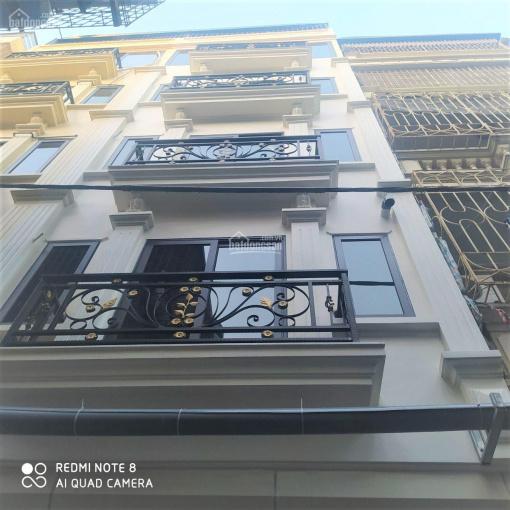 Cho thuê nhà mặt phố Phùng Hưng Hà Đông diện tích 40m2, 6 tầng, MT 4,5m thông sàn, giá 15tr ảnh 0