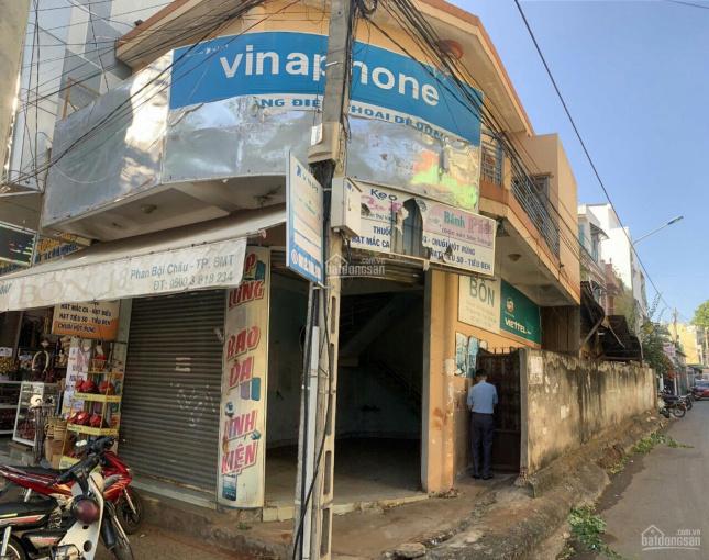 Kẹt tiền cần bán gấp nhà 2 mặt tiền đường Phan Bội Châu, trung tâm phố cổ Buôn Ma Thuột ảnh 0
