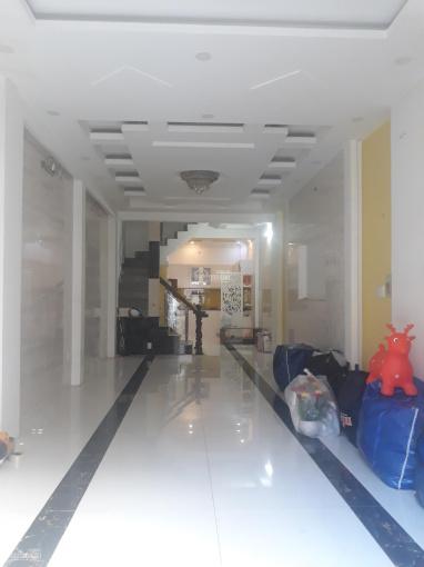 Cho thuê nhà hẻm xe hơi Huỳnh Tấn Phát, q7, DT: 4x20m 2 lầu, 4PN, giá: 12 triệu ảnh 0