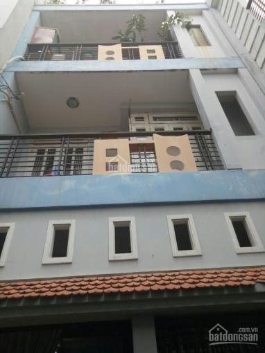 Cho thuê nhà hẻm 8m thông đường Lê Văn Thọ P. 9 Gò Vấp, 6x15m 3 lầu ảnh 0
