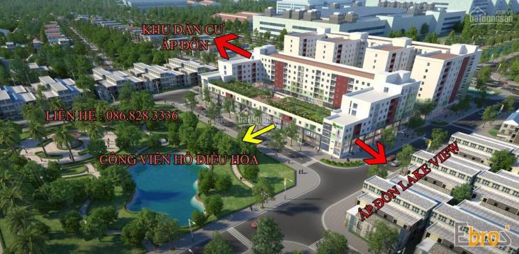 Khối đế chung cư 2 tầng, sở hữu lâu dài trung tâm Yên Phong, Bắc Ninh, đầu tư cực tốt, 0916928883 ảnh 0