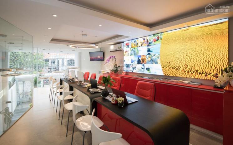 Bán building văn phòng mặt tiền Ngô Quang Huy đoạn đẹp, hầm 6 tầng, DT 250tr/tháng. Giá 59 tỷ ảnh 0