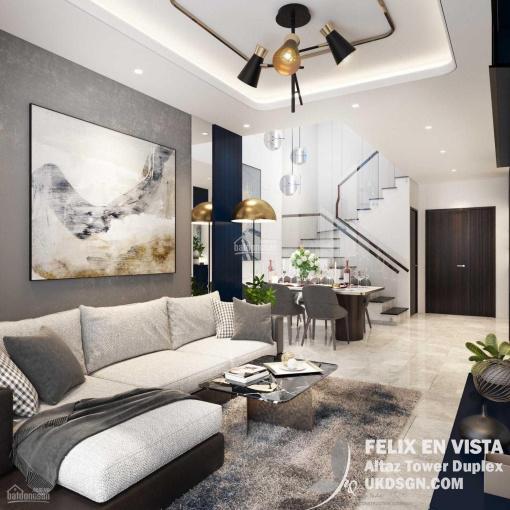 Căn hộ Sky Loft Duplex 3 phòng ngủ, tòa Altaz căn số 03, DT: 132m2, giá 8 tỷ. LH 0931356879