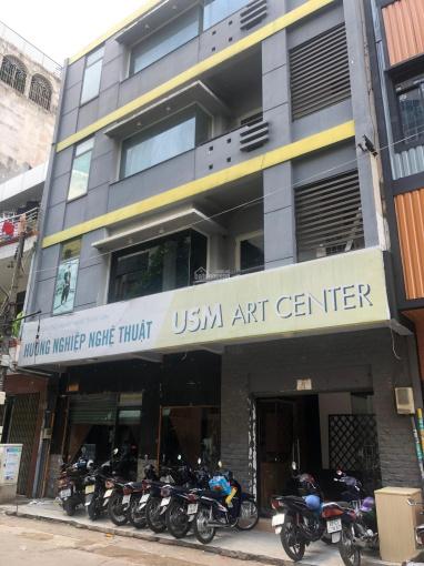 Bán nhà 2MT hẻm vip nhất Lê Thị Riêng P. Bến Thành Q1 DT: 5x17m nở hậu 8.5m. 5 tầng thang máy 25 tỷ ảnh 0