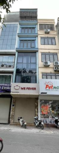 Cho thuê nhà mặt phố Quan Nhân - Nhân Chính, Thanh Xuân. DT 37m2, 5 tầng, MT 3.5m, giá 18tr/th ảnh 0