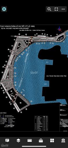 Liền kề 152.5m2 dự án biệt thự ven Sông Tắc, giá cắt lỗ chỉ 16tr/m2 nằm trên đường TL3 rộng 23m ảnh 0