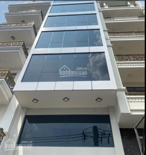 Cho thuê nhà MT Lê Quang Định 5.17x20m hầm 7 tầng 100tr/th vỉa hè 8m đoạn đẹp Quận Bình Thạnh ảnh 0