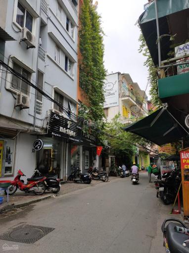 Bán nhà ngõ Núi Trúc, Ba Đình, ô tô tránh, kinh doanh 66m2 x 2 tầng, giá 10,8 tỷ, LH 0947.207.316 ảnh 0