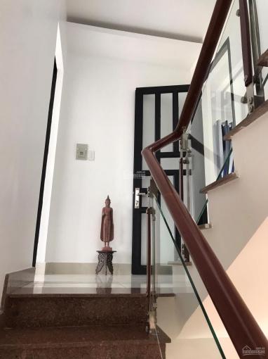 Cho thuê nhà MT Nguyễn thái Sơn P4 Gò Vấp 4 x 16m 4 lầu góc 2 MT đoạn 2 chiều giá 55tr/th ảnh 0